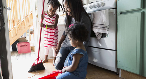5 Common Kitchen Cleaning Habits You Need to Break ASAP