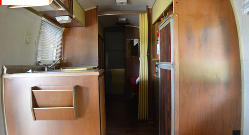 Before and After: This $35K Vintage Airstream Got a Very Modern Update