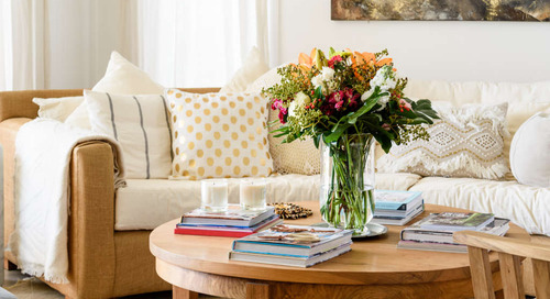 The 2-Cent Secret to Perfect Flower Arrangements