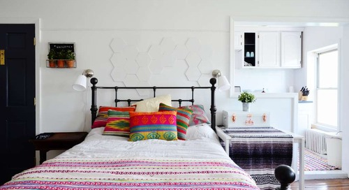 Brighten Up Your Space with These Colorful Picks from Urban's Bedroom Sale