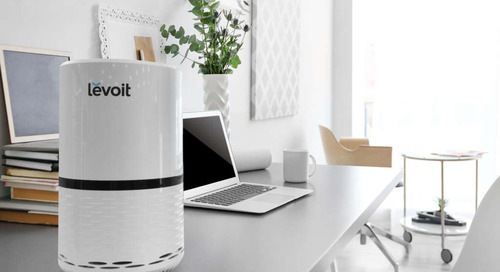 This Small But Mighty Air Purifier Is Our Editor's Pick–And On Sale