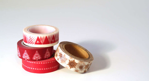 11 Wonderful Uses for Washi Tape This Holiday Season