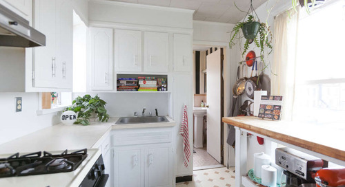 The Frightening Reason You Shouldn't Use Contact Paper in Your Kitchen Cabinets