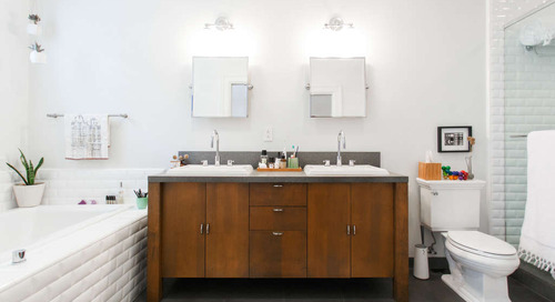 This Huge Trend Has Taken Over, and Bathrooms Will Never Be The Same