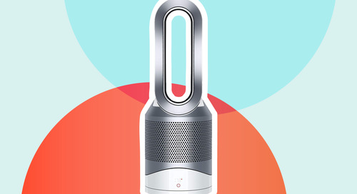 This Dyson Air Purifier Sale Is The Perfect Answer To The Current Cold Weather