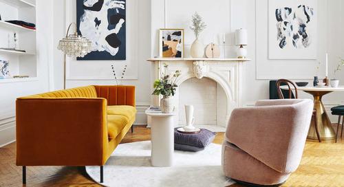 A Minimal Montreal Apartment Has Dreamy Parisian Vibes — House Tour
