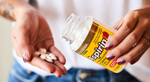 9 Under-Appreciated Ways to Use Aspirin Around the House
