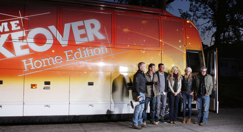 'Extreme Makeover: Home Edition' Is Heading to HGTV