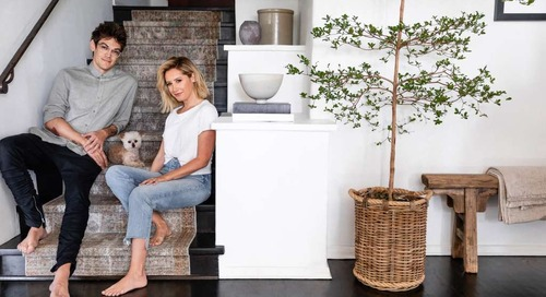 5 Ways to Shake Up Your Look, from Ashley Tisdale's Los Angeles Home