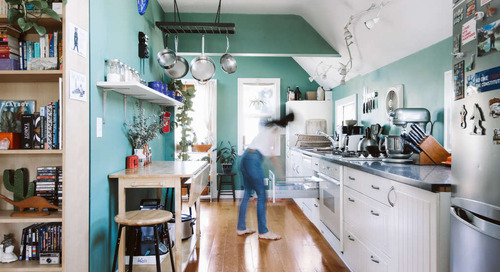 7 Upgrades Under $40 That Make Your Kitchen a More Comfortable Place to Hang Out