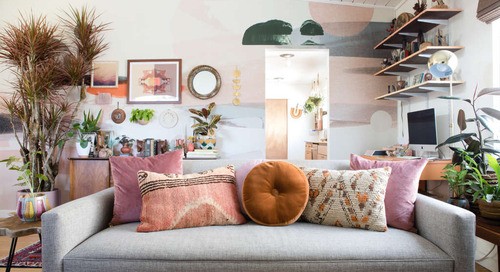 This L.A. Home Is Candy-Colored, Desert-Meets-Jungle Style — House Tour