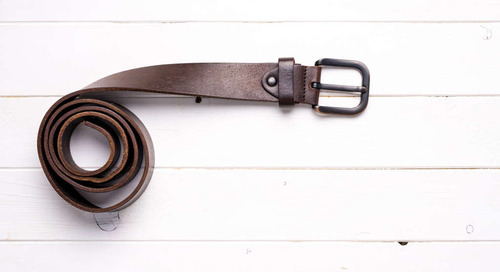 7 New Ways to Reuse Your Old Leather Belts
