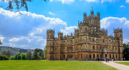 You Can Sip Champagne and Sing Christmas Carols at Downton Abbey's Highclere Castle