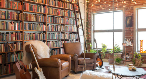 15 Cozy Spaces that Make Us Want to Hibernate All Winter Long