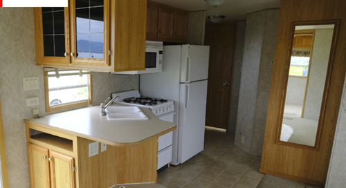 Before and After: This Stylish RV Kitchen Is Now Impressively Spacious