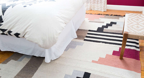 6 Beautiful and Practical Washable Rugs