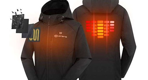 If You're Always Cold, You'll Need This Heated Jacket ASAP