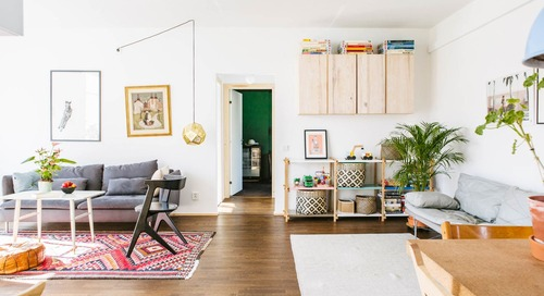 These Stunning Scandinavian Living Rooms All Share a Common Thread — Scandi Week