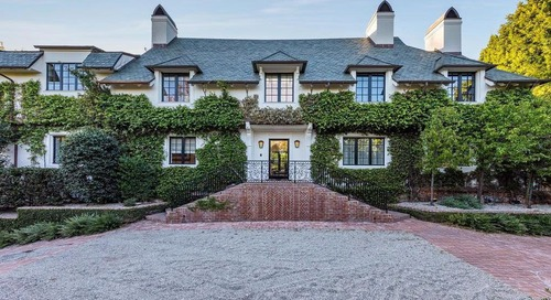 Adam Levine's Beverly Hills Home for Sale Has 12 Bathrooms and a Sneaker Closet