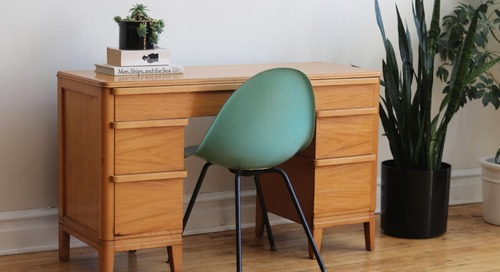 7 Delightful Desks for Sale on Bazaar