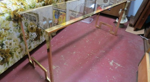 Need a New Console Table? This Bazaar Find is a Great Pick