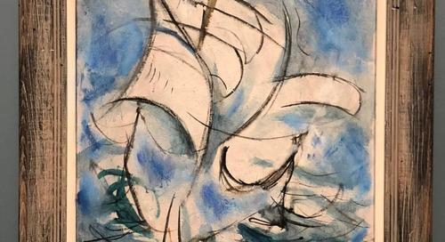 Get Nautical With This Art Piece on Bazaar