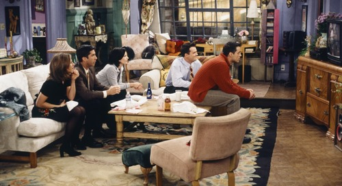 The 'Friends' Cast is Officially Returning for a Reunion Special