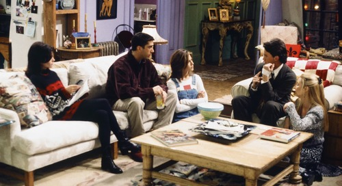 You Can Celebrate Friendsgiving on the Set of 'Friends' This Year