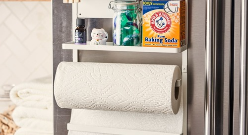 """I'm a """"Cleaning Rag"""" Person, But Here are 3 Times I Still Reach for Paper Towels"""