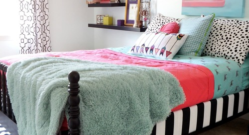 16 Bright, Bold Teen Bedroom Ideas Your Teenager Will Love