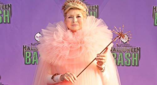 Reminder: Martha Stewart is the Queen of Halloween, So Bow Down