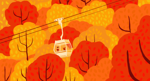 The Surprising History of Leaf Peeping Dates Back 1,200 Years