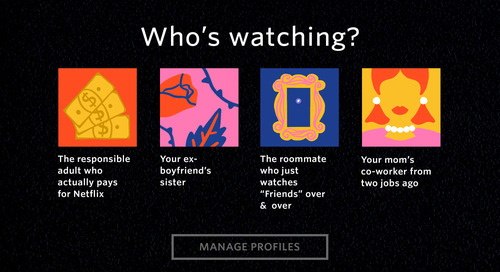 The Real Victim of Password Sharing Isn't Netflix—It's You