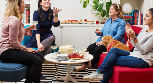 The Small Space Dweller's Guide to Having People Over