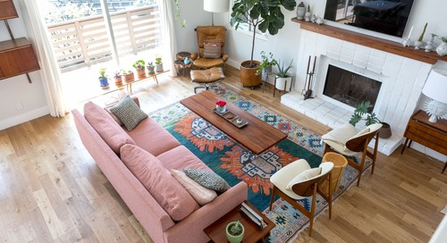 Attention: All of Lulu and Georgia's Rugs are 20% Off this Weekend