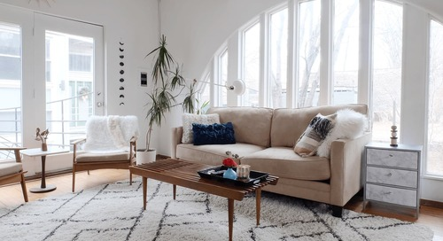 Rugs USA Is Having a Huge End of Summer Sale—and These Are Perfect to Get Your Living Room Ready for Fall