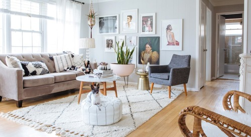 Save Big at Anthropologie this Weekend with an Extra 25% Off Sale Furniture (And 50% Off Everything Else!)