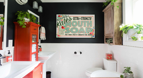6 Under-$50 Bathroom Accents from Urban Outfitters That'll Add Style to Your Space