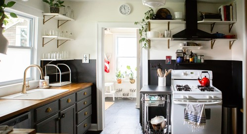 4 Steps for Decluttering the Messiest Spot in Everyone's Kitchen