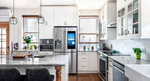 4 Cleaning Tips You Need to Know If You Have Stainless Steel Appliances