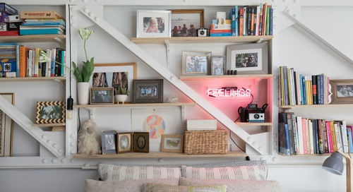 8 Clever DIY Shelves to Give You Maximum Storage