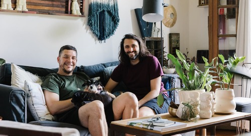 Two 'Plantrepreneurs' Have Crafted an Incredibly Covetable Rental Apartment