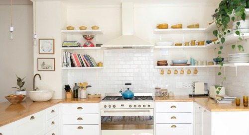 6 Simple Things These Food Experts Did to Immediately Improve Their Kitchens