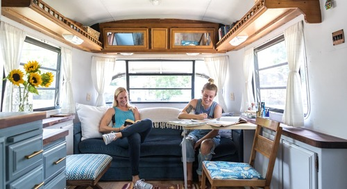 7 People on Why Living Full Time in an RV Is a Risk Worth Taking