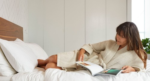 I'm a Beauty Editor with 10 Different Bathrobes—This One is the Best
