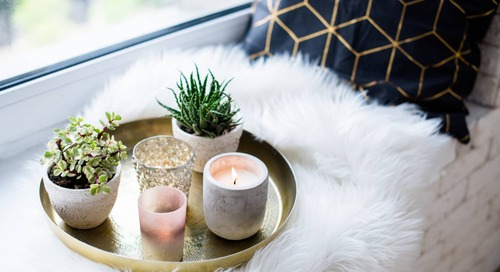 These Candles from Anthropologie Are Basically Fall in a Jar—And They're All on Sale for Anthro Day