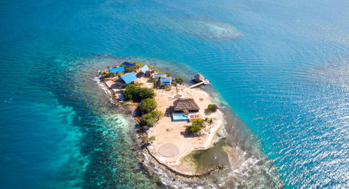 Grab Your Friends and Rent This Private Island For Less Than $200/Person