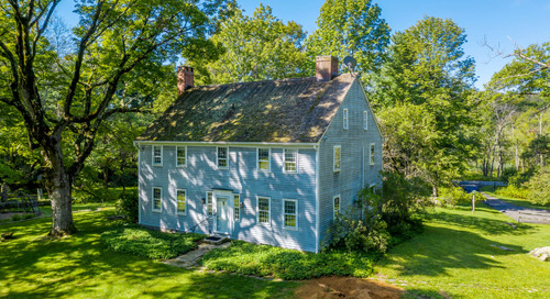 "The CT Home Where Philip Roth Wrote ""American Pastoral"" Is Listed for $3M"