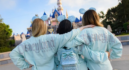 Disney's Newest Color Collection Is Inspired by 'Frozen'