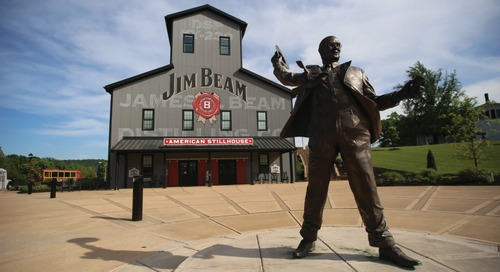 Bourbon Fans Can Stay Overnight at Jim Beam's Distillery for Just $23